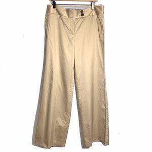 New J. Crew Favorite Fit khaki Pants Size 10